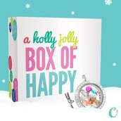 Get your Holly Jolly Box of Happy!