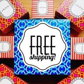 Bring a friend and your shipping is on ME!