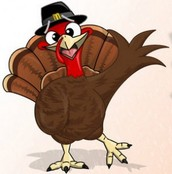 eat turkey