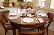 The Dinner Table