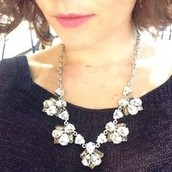 *SOLD* Lila Necklace