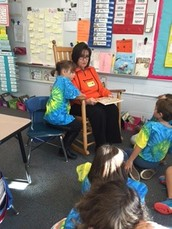 Guest Reader Friday's