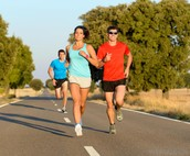 Continuous Training (running)
