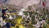 Mexican american war was a devestating event that occurred in 1848.