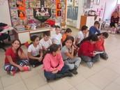 שיתוף פעולה בין תלמידי מועצת התלמידים וקהילת קריית ביאליק