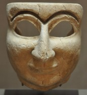 Mask found in 1991