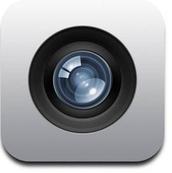 Camera app on iPad