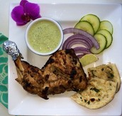 Tandoori Chicken!