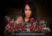 Sammie Says by Shiana