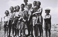 Jewish Children in Camps