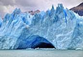La cueva del glacear
