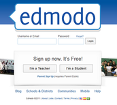 EDMODO online Classroom and SNAPSHOT