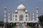 The Taj Mahal Is The Name Of A Woman ?