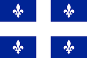 The Quebec Flag