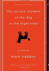The Curious Incicident of the Dog in the Night-Time. By: Mark Haddon