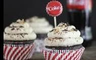 Coca Cola Cupcake