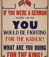 Kaiser v.s the King