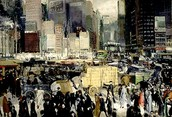 American Realism- George Bellows