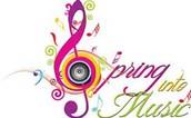 Spring Musical Thursday 12th at 6:30 pm