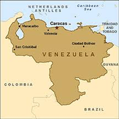 Capital of Venezuela is Caracas