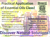 Practical Application of Essential Oils!