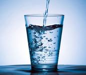 Debes beber agua
