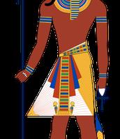 pharaoh's clothing