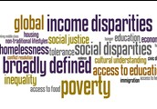 Social Justice / so·cial jus·tice:  /ˈsōSHəl ˈjəstəs / noun: