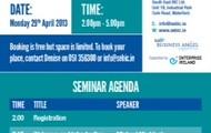 Funding Seminar