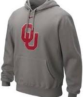Oklahoma Sooners  sweatshirt.