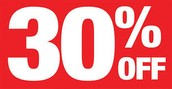 awesome 30% off  for all hand guns