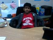 Reporter Ashwin P.