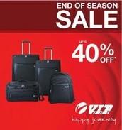 v.i.p luggage
