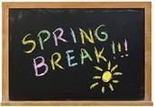 Spring Break Holiday Care