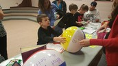 Sight Word Beach Ball