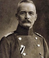 German General Erich von Falkenhayn