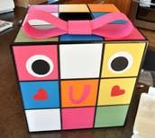 Rubik's Cube Box