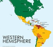 Lesson: How is the geography of the Western Hemisphere unique?