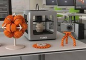 What is a 3-d printer? what is the customs?