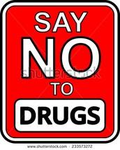 Drugs destroy your dreams