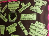Fishbowl Bulletin Board