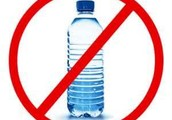 """""""I Make a Difference - No More Plastic Water Bottles"""""""