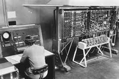 The First Computer Invented by Alan Turing.