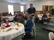 Deacons and Widows Luncheon