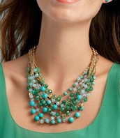Maldives Bib Necklace
