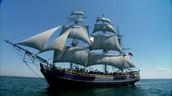 Hudson's Ship
