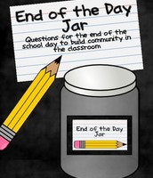 End of the Day Jar