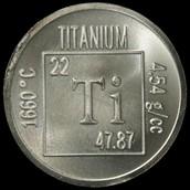 متى تم اكتشاف التيتانيوم؟