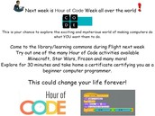Hour of Code All Over the World