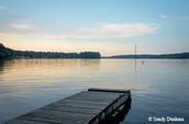 Gladewater City Lake